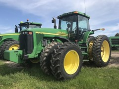 Tractor For Sale 2001 John Deere 8410 , 235 HP