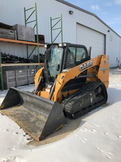 Skid Steer For Sale 2014 Case TR320