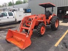 Tractor For Sale:  2004 Kubota M4800SU , 51 HP