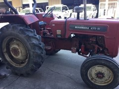 Tractor For Sale Mahindra 475di