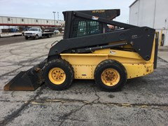 Skid Steer For Sale:  2004 New Holland LS190 , 83 HP
