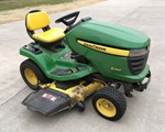 Riding Mower For Sale2010 John Deere X320, 22 HP
