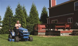 New Holland WORKMASTER 25S Tractor - Compact Utility For Sale