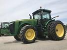 Tractor For Sale:  2015 John Deere 8245R , 245 HP