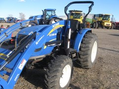 Tractor For Sale 2011 New Holland BOOMER 40 , 40 HP