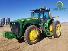 Tractor For Sale 2008 John Deere 8230 , 200 HP