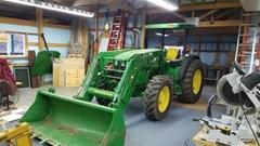 Tractor For Sale 2012 John Deere 5085M , 85 HP