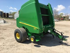Baler-Round For Sale 2013 John Deere 569 Prem