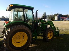 Tractor For Sale 2015 John Deere 5085M