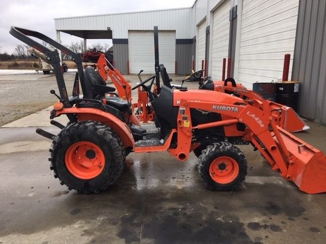 2016 Kubota B2601 HSD Tractor For Sale