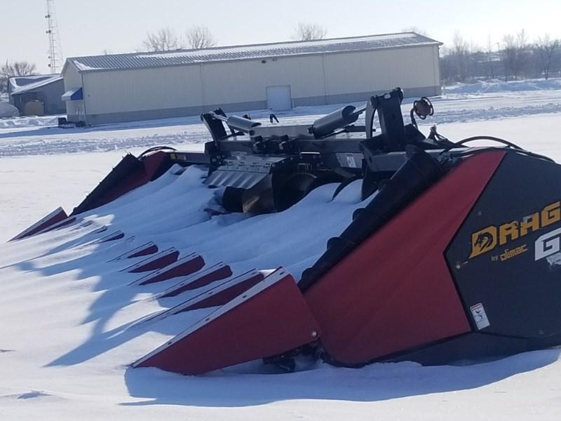 2016 Drago 1230 Header-Corn For Sale