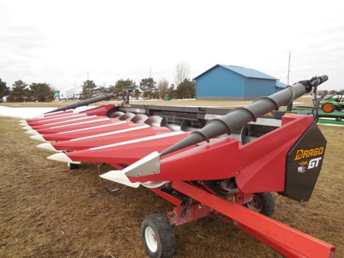 Header-Corn For Sale:  2016 Drago 830 GT
