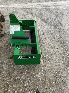 Tractor Blades For Sale 2017 Frontier BB2048L