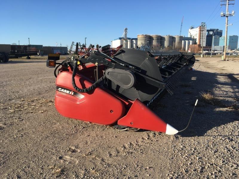 2014 Case 3162, Fits 8230/8240/8250/8010/7230/7120 Cosechadora con Draper flexible a la venta