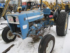 Tractor For Sale 1973 Ford 4000