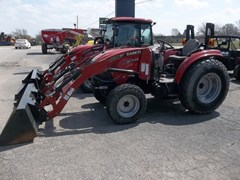 Tractor For Sale 2014 Case IH Farmall 50C Hydrostat , 50 HP