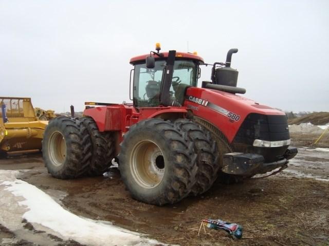 2014 Case IH 580S, 3787 Hr, Wts, Lux Cab, Hi Cap Pump, Recon'd Tractores a la venta