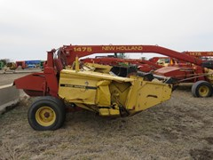 Windrower-Pull Type For Sale 1998 New Holland 1475