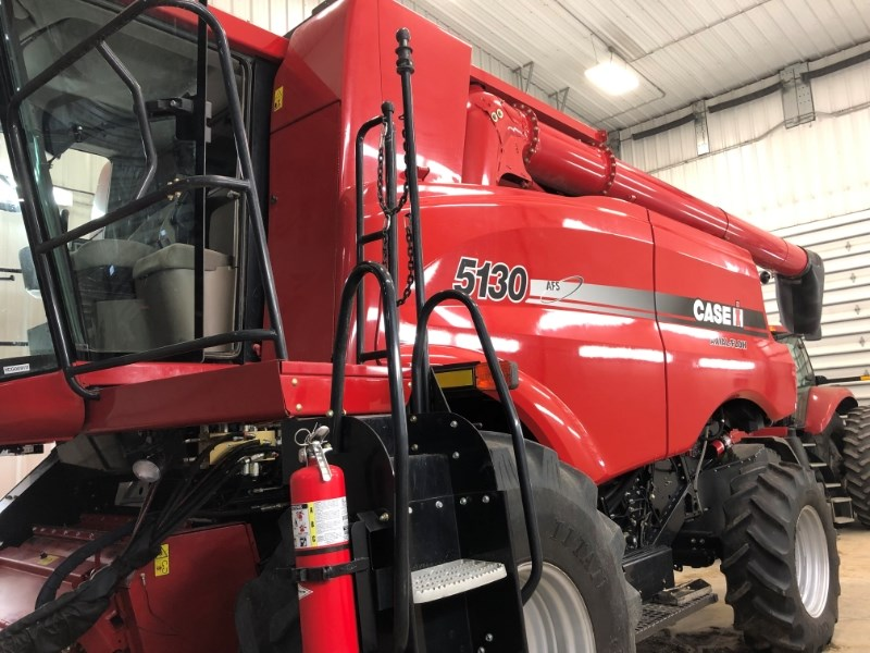 2013 Case IH 5130 Combine For Sale