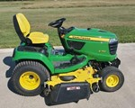 Riding Mower For Sale2016 John Deere X750, 24 HP