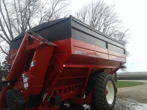 Grain Cart For Sale:  2012 Brent 1394