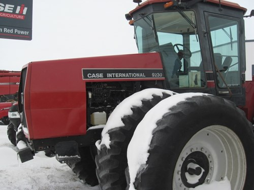 Tractor For Sale:  1995 Case IH 9230 , 235 HP