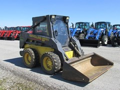 Skid Steer For Sale New Holland LS160