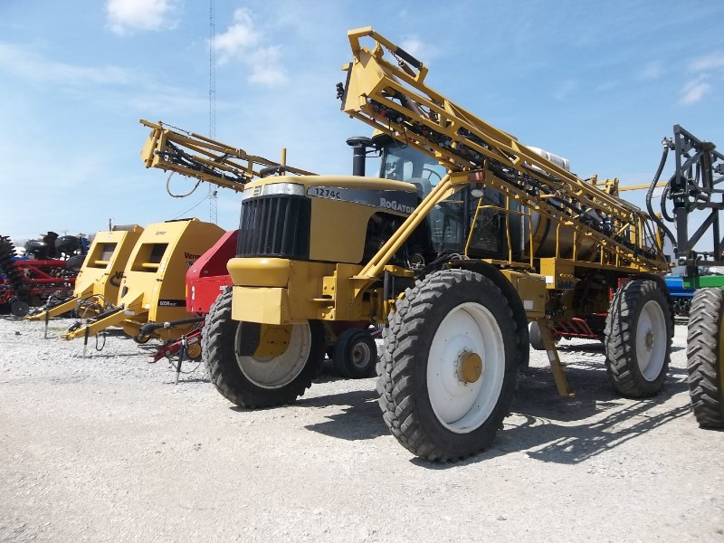 2006 RoGator 1274C Sprayer-Self Propelled For Sale