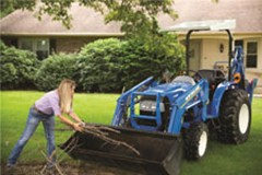 Tractor - Compact For Sale:  New Holland WORKMASTER 25