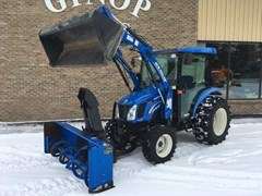 Tractor For Sale:  2014 New Holland BOOMER 3045 , 45 HP