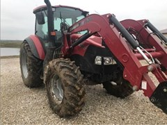 Tractor For Sale 2016 Case IH FARMALL 100C , 99 HP