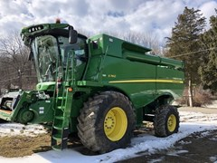 Combine For Sale 2018 John Deere S760