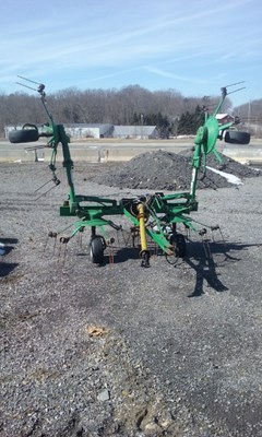 Tedder For Sale John Deere 756