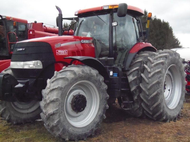 Case IH 215 PUMA Tractor For Sale