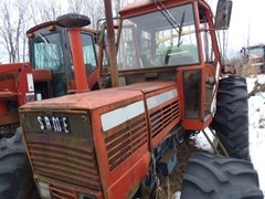 Tractor - Row Crop For Sale Same 100 JAGUAR , 100 HP