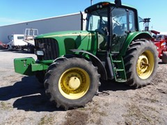 Tractor - Row Crop For Sale John Deere 7420 , 115 HP