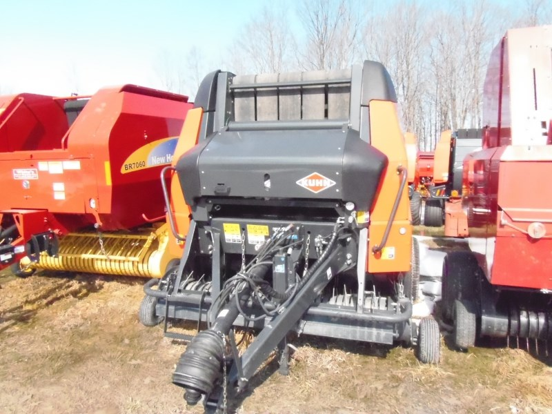 Kuhn VB2160 Baler-Round For Sale