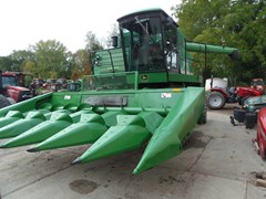Combine For Sale John Deere 6620