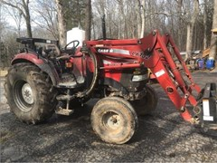 Tractor For Sale 2004 Case IH JX75 , 75 HP