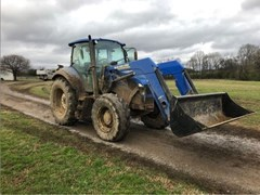 Tractor For Sale 2014 New Holland T5.115 , 115 HP