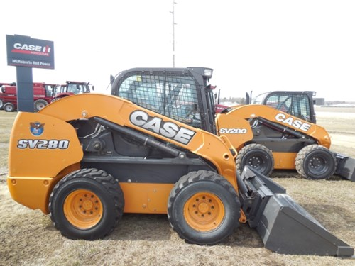 Skid Steer For Sale:  2016 Case SV280
