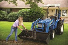New Holland Workmaster 40 Tractor - Compact For Sale