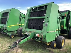 Baler-Round For Sale 1990 John Deere 535
