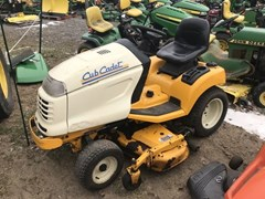 Riding Mower For Sale 2002 Cub Cadet 3204 , 20 HP