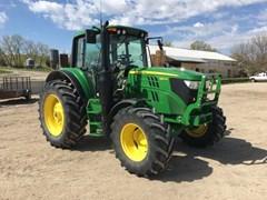 Tractor For Sale 2018 John Deere 6130M , 130 HP