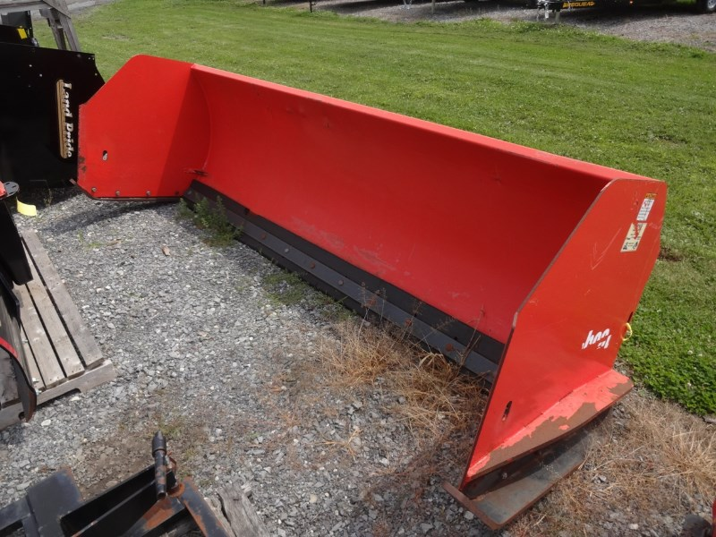 Bobcat 10' Snow Pusher Snow Blade For Sale