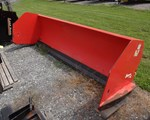 Snow Blade For Sale: Bobcat 10' Snow Pusher