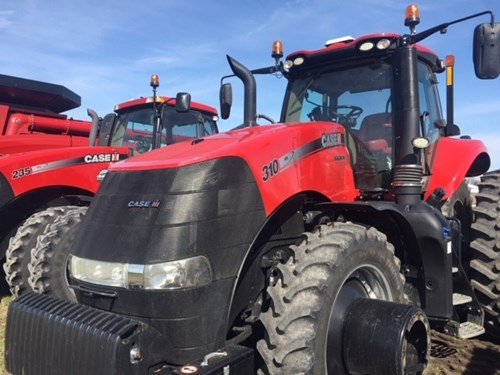 Tractor For Sale:  2015 Case IH 310 MAGNUM , 310 HP