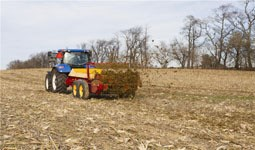 New Holland 185 Manure Spreader-Dry/Pull Type For Sale