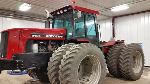 Tractor For Sale:  1995 Agco Star 8425 , 425 HP